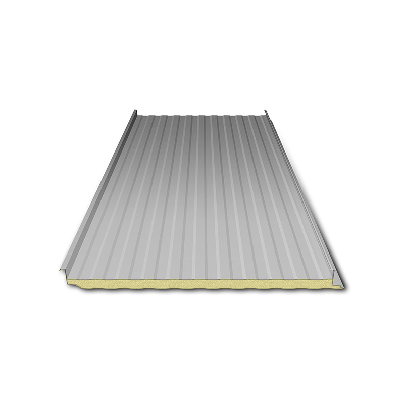 Metal Building Insulation Panels : Insulated metal wall and roof panels for sustainability