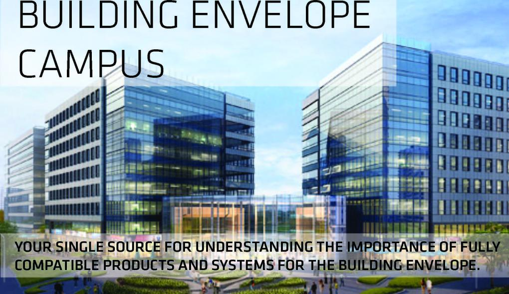 Building Envelope Campus Bdc University