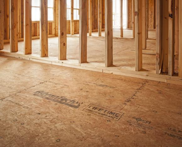 Overcoming Structural Floor Squeaks In Wood Framed Construction