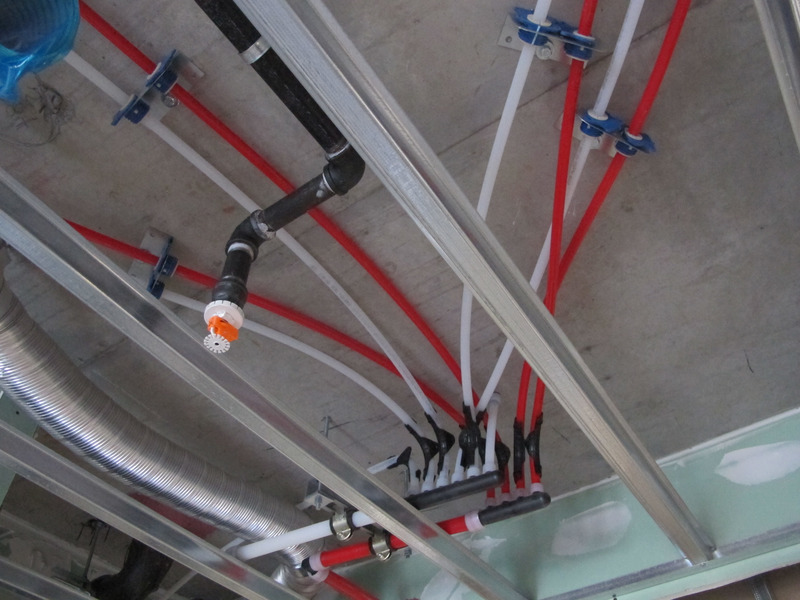 Commercial Plumbing Installation : Designing and installing high performing commercial pex plumbing